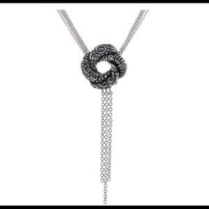 Jewelry - Algerian Love Knot Necklace